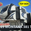 RV for Sale: 2019 MONTANA 381TH