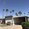 Mobile Home for Sale: Nice, updated SW in a 55+, pet friendly community A9, Mesa, AZ