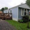 Mobile Home for Sale: Mobile Manu Home Park,Mobile Manu - Single Wide - Cross Property, Silver Springs, NY