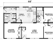 New Mobile Home Model for Sale: Russell by Champion Home Builders