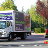 Billboard for Rent: Truck Side Advertising in Silver Spring, MD, Silver Spring, MD