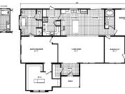 New Mobile Home Model for Sale: Falkville by Platinum Homes