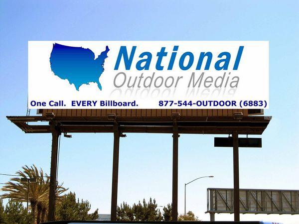 One call.  EVERY Billboard!