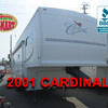 RV for Sale: 2001 CARDINAL 32RLB