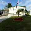 Mobile Home for Sale: Double Wide On Lake WIth Incredible Kitchen, Ellenton, FL