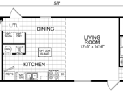 New Mobile Home Model for Sale: Hallsburg by Champion Home Builders