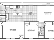 New Mobile Home Model for Sale: Piperton by Cavco Homes