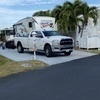 RV Lot for Rent: Venture 3.  Lot 754.  , Jensen Beach, FL