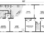 New Mobile Home Model for Sale: Newell by Champion Home Builders