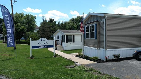 Carsons Directory Mobile Home Parks In Chambersburg Pa