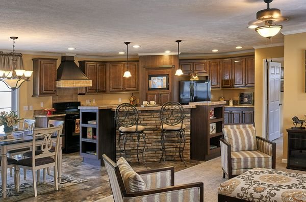 Photo of New Manufactured Housing