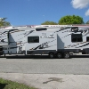 RV for Sale: 2012 CYCLONE 3800
