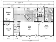 New Mobile Home Model for Sale: Forsythe by Champion Home Builders