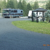 RV Park/Campground for Directory: Fish Shack RV Park, Lincoln, WA