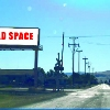 Billboard for Rent: Corral Hollow Rd. Illuminated Billboard-Tracy, Tracy, CA