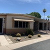 Mobile Home for Sale: Beautiful 3 bedroom 2 bath home in Fountain East Mobile Home Park! lot 215, Mesa, AZ