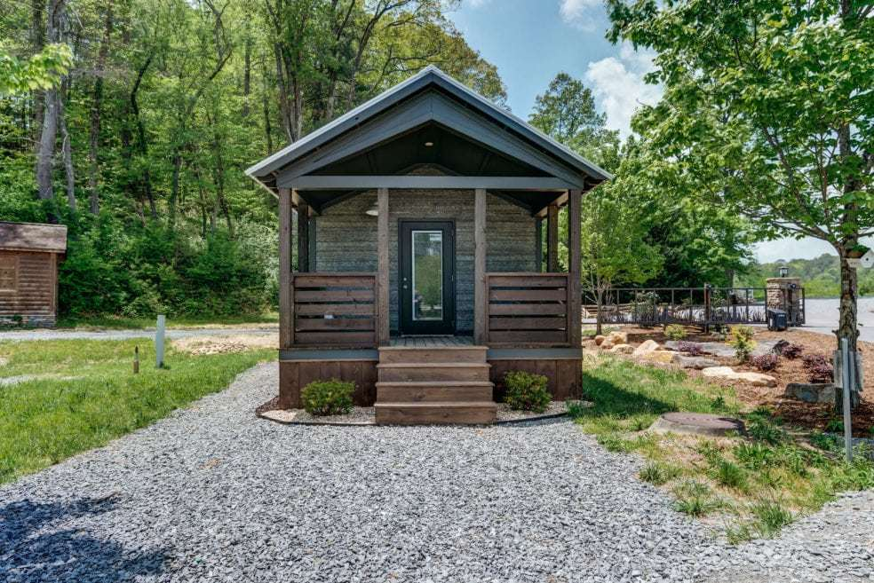 RV or Tiny home 2 lots next to each other! - RV lot for sale in
