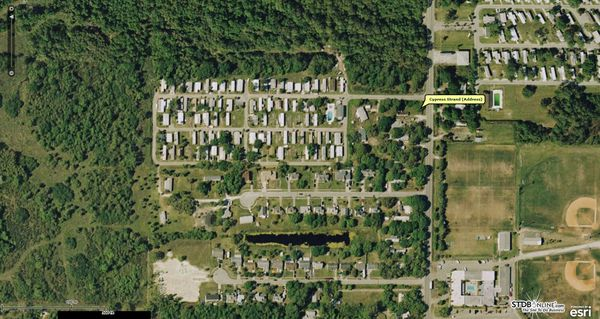 f9a63969-d937-43a7-bbc6-643833860ecb Mobile Home Park Aerial View Florida on mobile home parks in havelock nc, office park aerial, airport aerial, mobile home 55 plus communities,