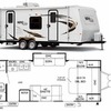 RV for Sale: 2011 ROCKWOOD LITE 2502