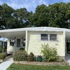 Mobile Home for Sale: Wonderful Furnished 2/1.5 In A 55+ Cat OK Com, Clearwater, FL