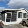 Mobile Home for Sale: 1 Bed/1 Bath Partially Furnished Home With Brand New Roof, New Port Richey, FL