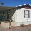 Mobile Home for Sale: Looking for a quiet, quaint Park in Apache Junction? 55 and older? This one is for you! lot 19, Apache Junction, AZ