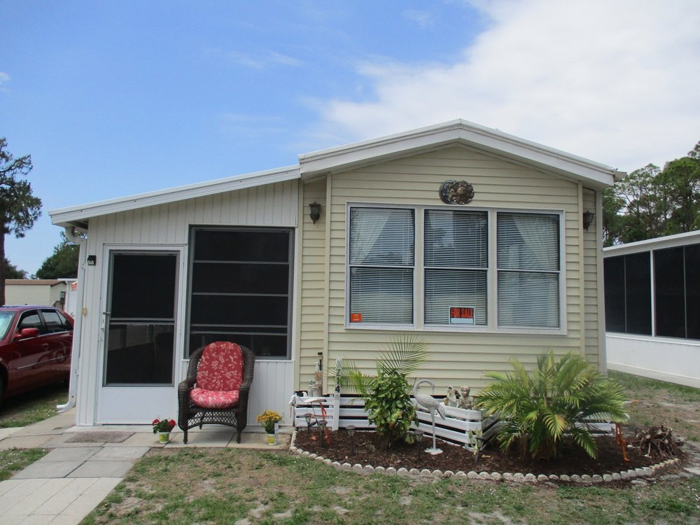 1986 Drea Mobile Home For Sale In Sarasota Fl 1063395
