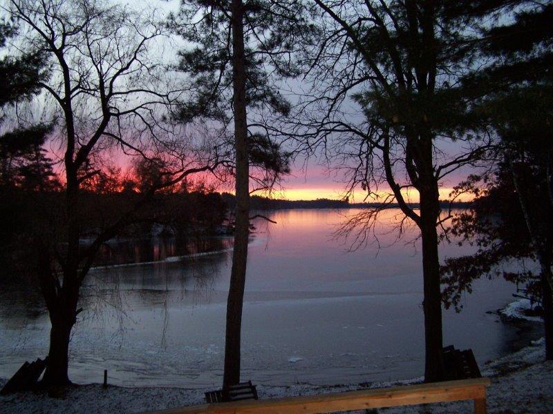Shady Grove Sunrise!