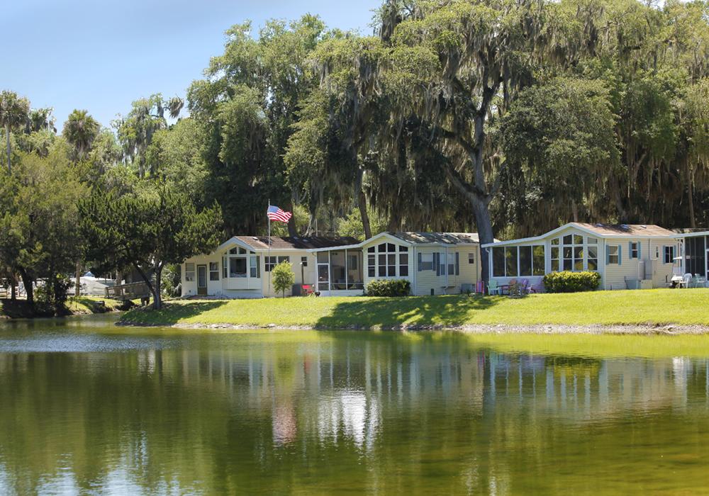 Astounding Bulow Plantation Mobile Home Park In Flagler Beach Fl 588685 Home Interior And Landscaping Eliaenasavecom