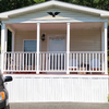 Mobile Home for Sale: Gorgeous Single on Cul-De-Sac w/Fr Porch, Man, Hereford, PA