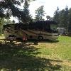 RV Park: Cold River Campground  -  Directory, Eddington, ME