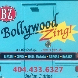 Bollywood Zing food truck profile image