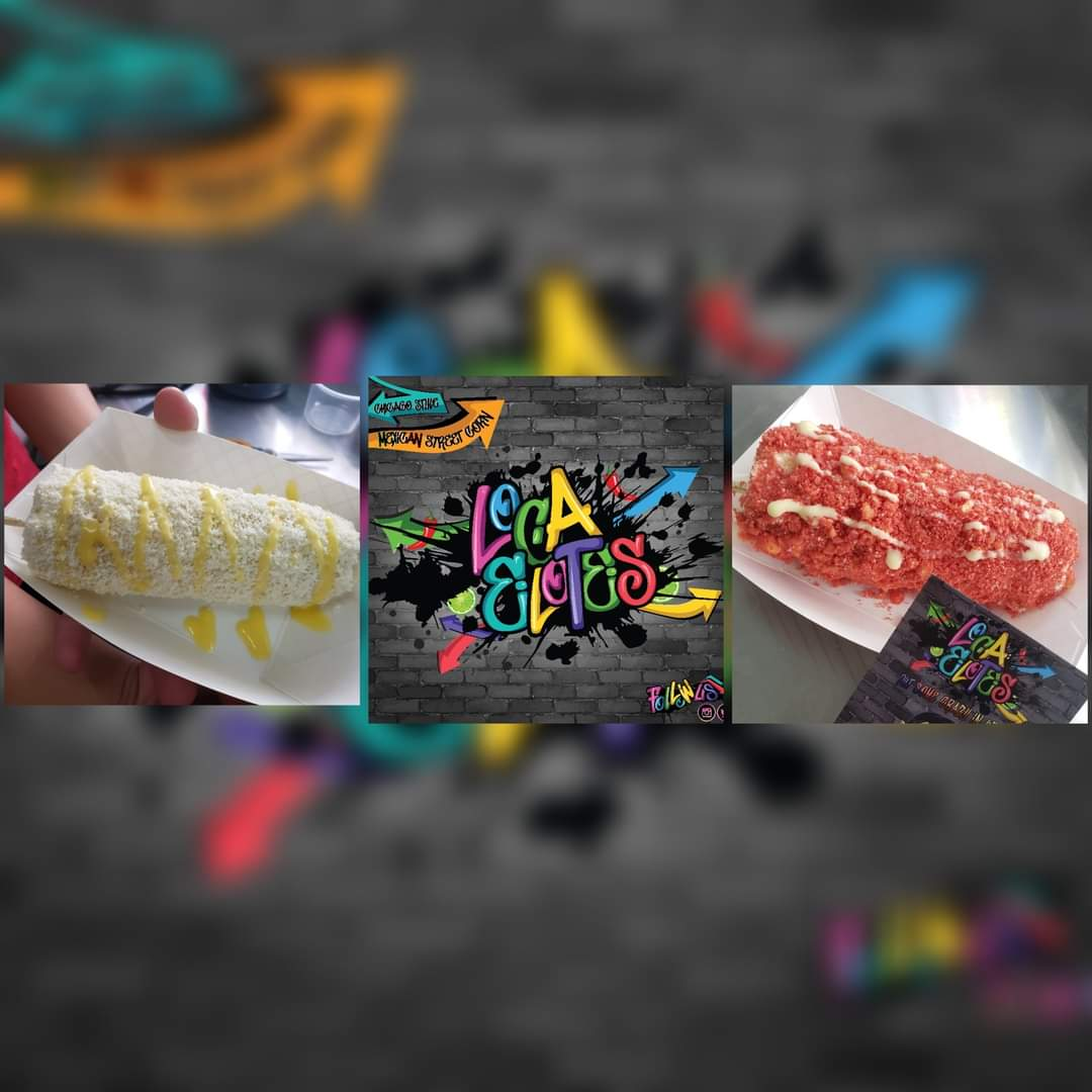 Loca Elotes food truck profile image