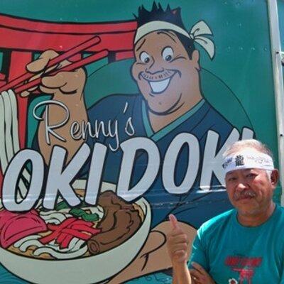 Rennys Oki Doki food truck profile image