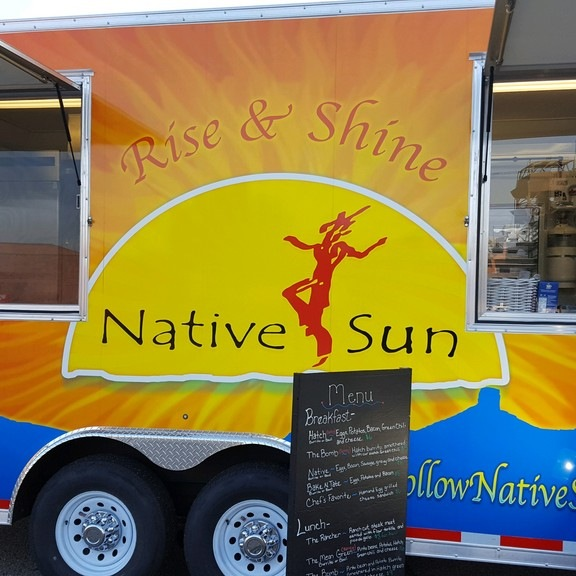 Native Sun LLC food truck profile image