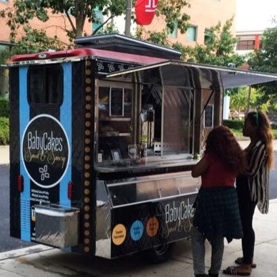 Baby Cakes  food truck profile image
