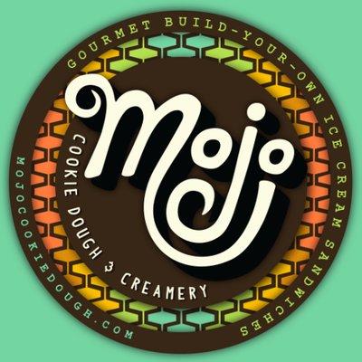 Mojo Cookie Dough & Creamery food truck profile image