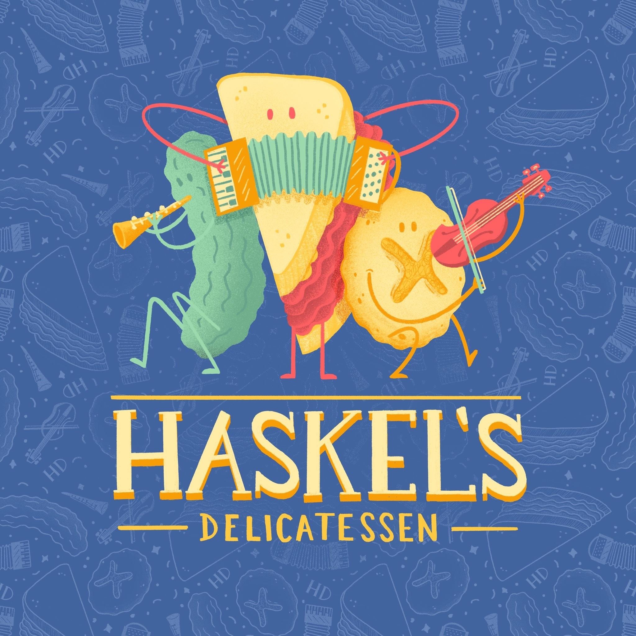 Haskels Delicatessen food truck profile image