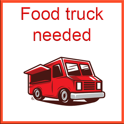 Open date - Food truck owners click here food truck profile image