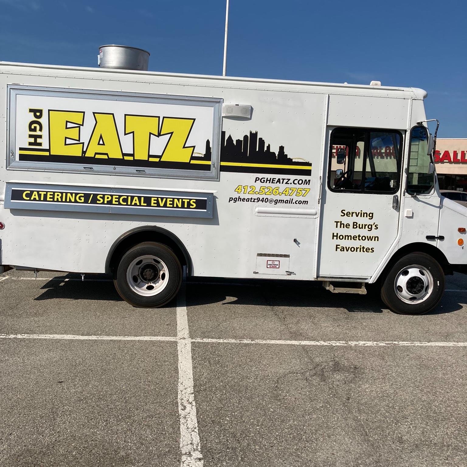 PGH EATZ food truck profile image