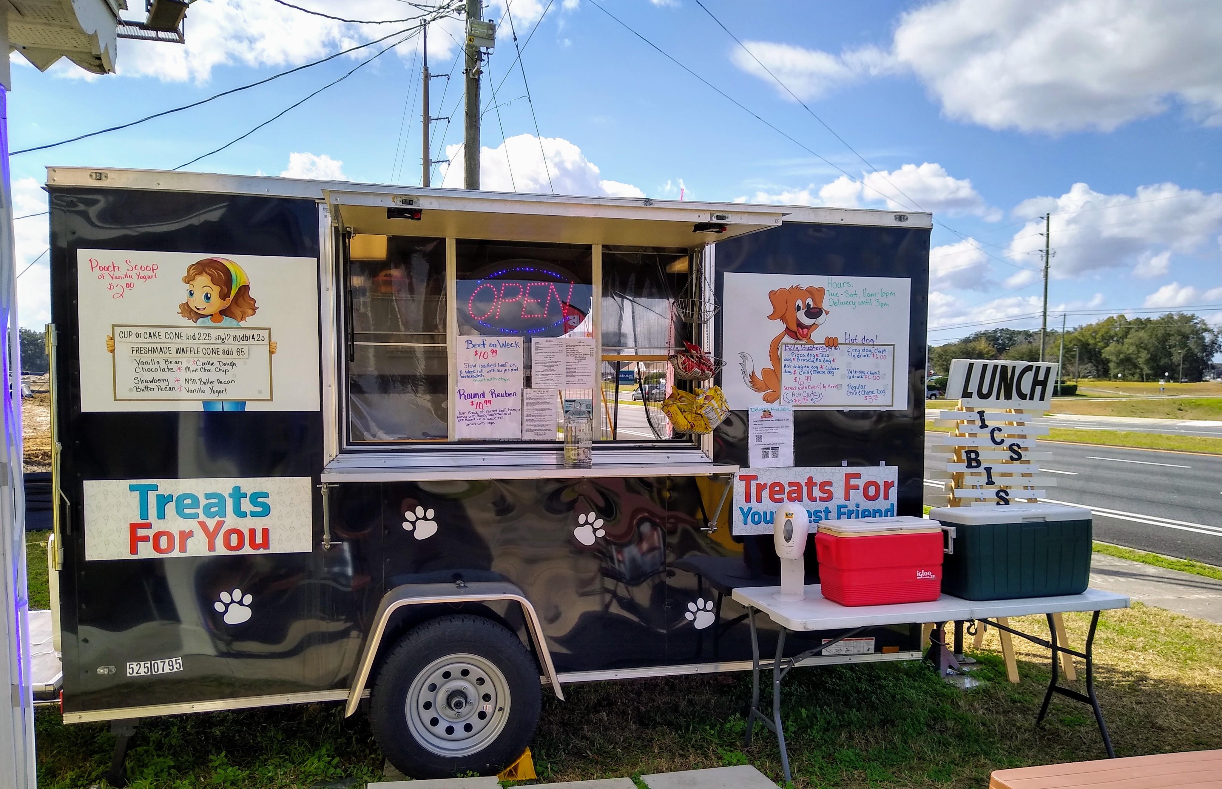 ICS Bistro To Go food truck profile image