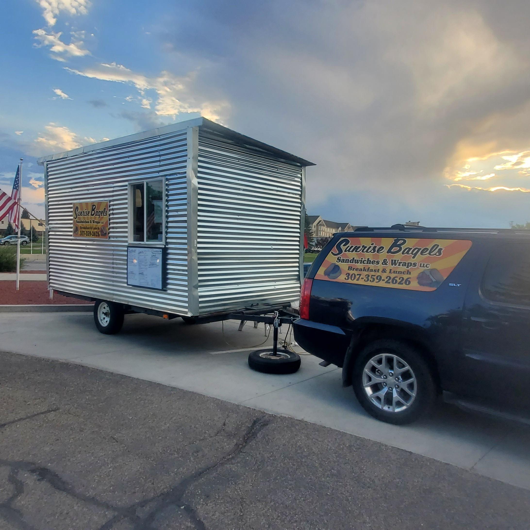 Sunrise Bagel Sandwiches food truck profile image