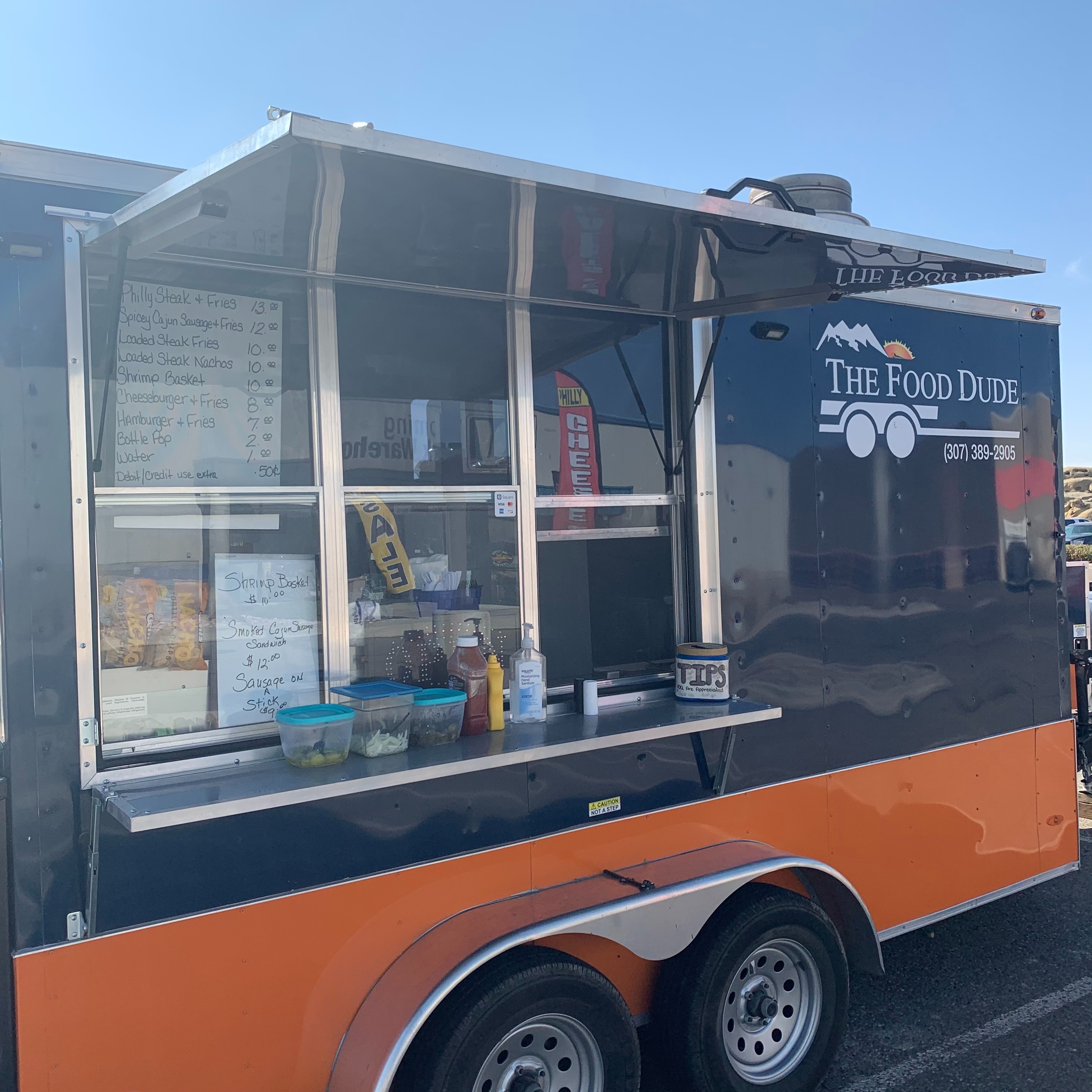 The Food Dude food truck profile image