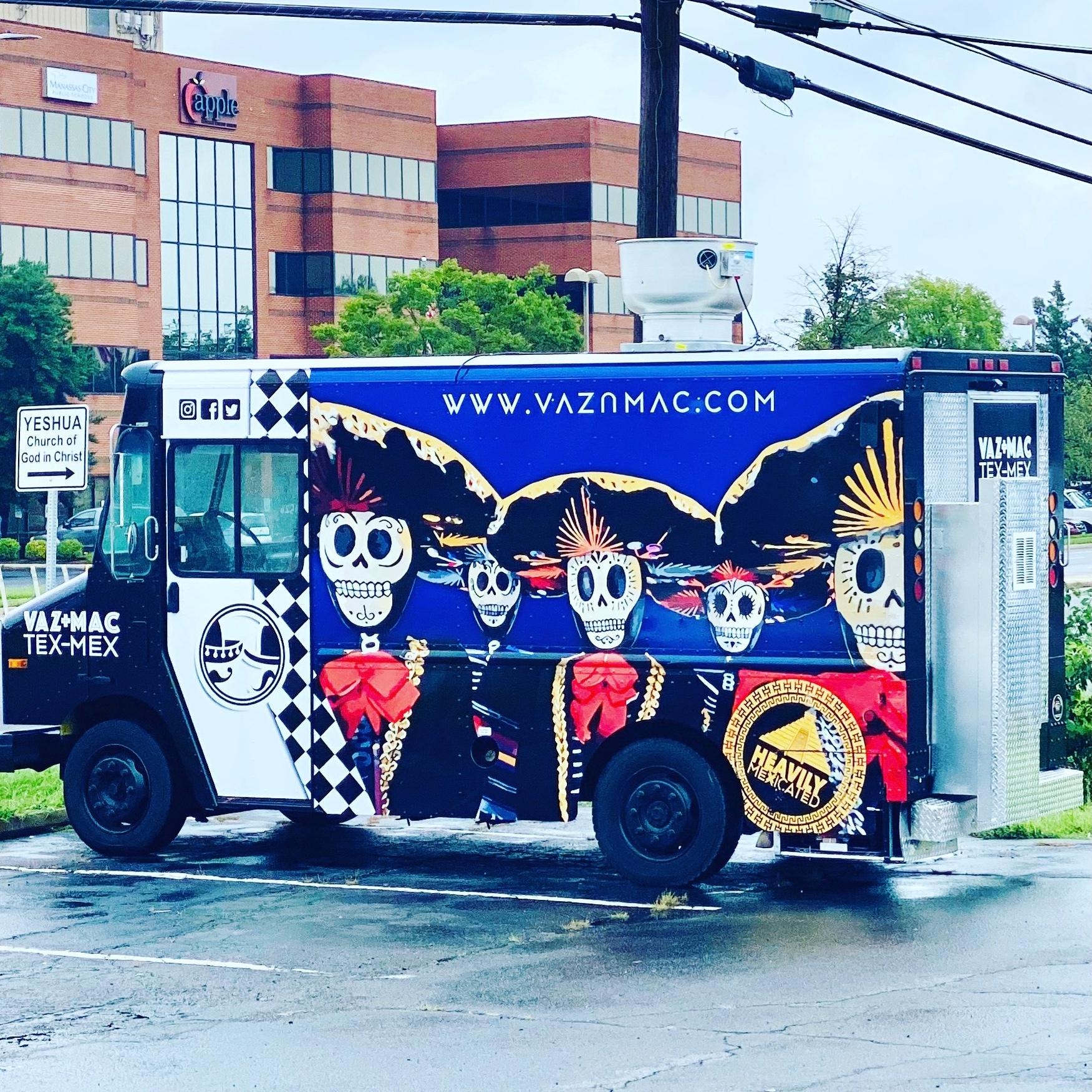 Vaz & Mac Tex-Mex food truck profile image