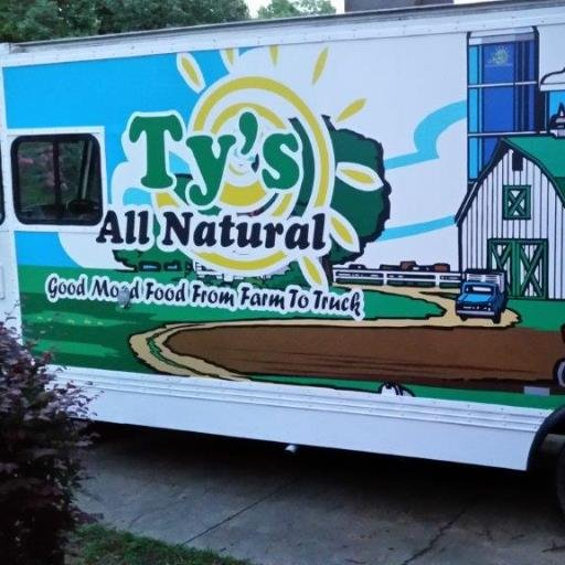 Ty's All Natural food truck profile image