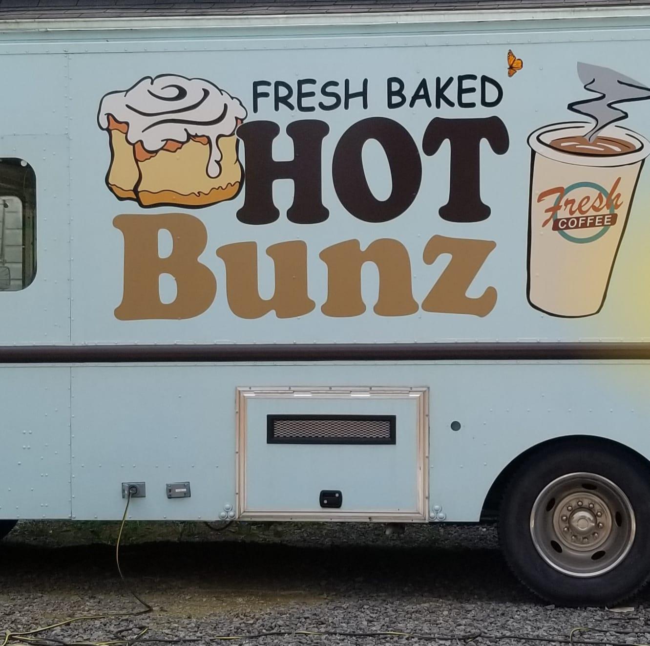 Hot Bunz food truck profile image