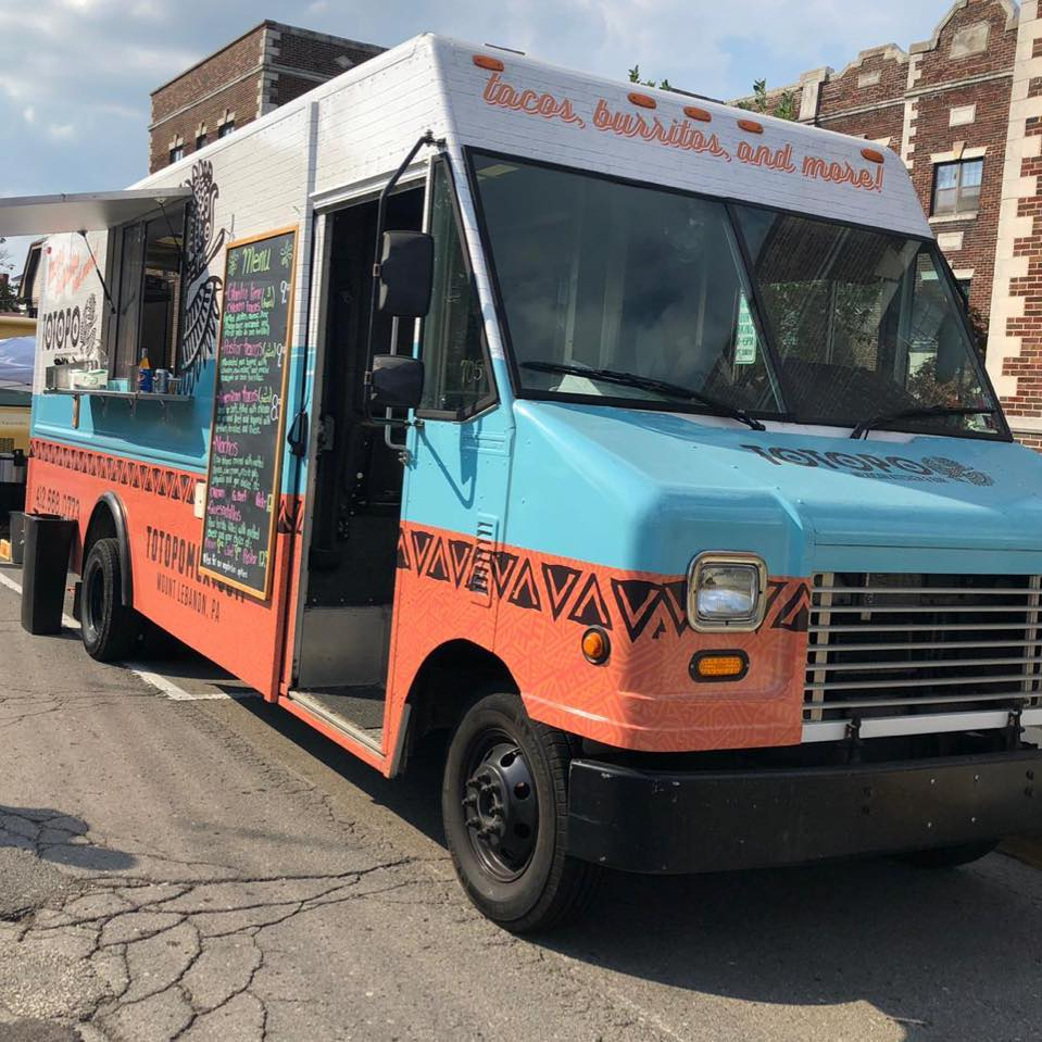 Totopo Food Truck food truck profile image