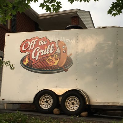 Off The Grill food truck profile image