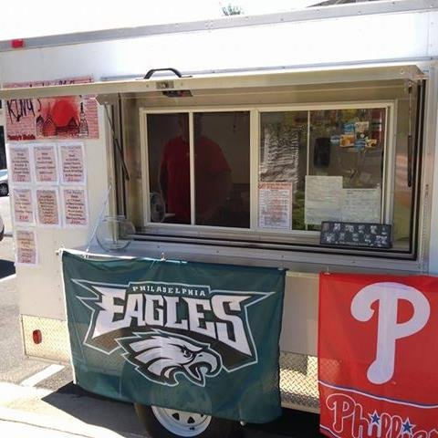 Kings Authentic Philly Cheesesteaks food truck profile image