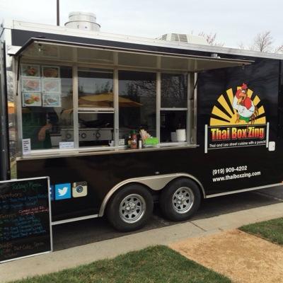 Thai Box Zing food truck profile image